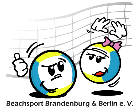Beachsport BB e. V. Logo